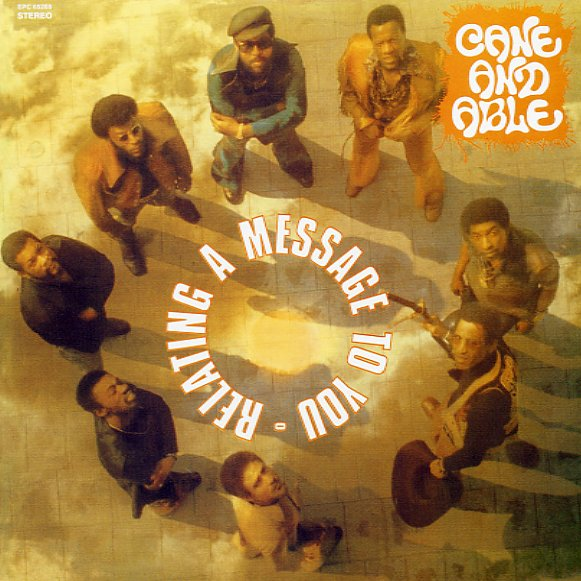 cane able relating a message to you lp vinyl record album dusty groove is chicago 39 s. Black Bedroom Furniture Sets. Home Design Ideas