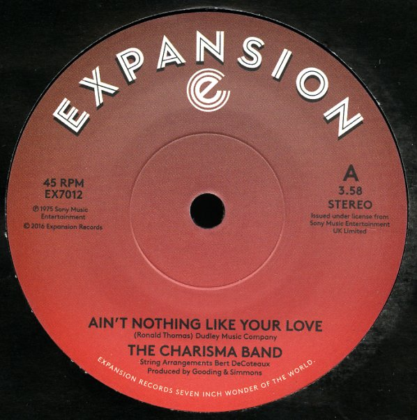Charisma Band Ain T Nothing Like Your Love Bless The Day