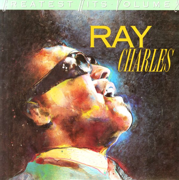 ray charles greatest hits vol 2 lp vinyl record album