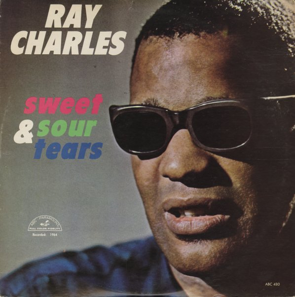 Ray Charles Sweet Amp Sour Tears Lp Vinyl Record Album