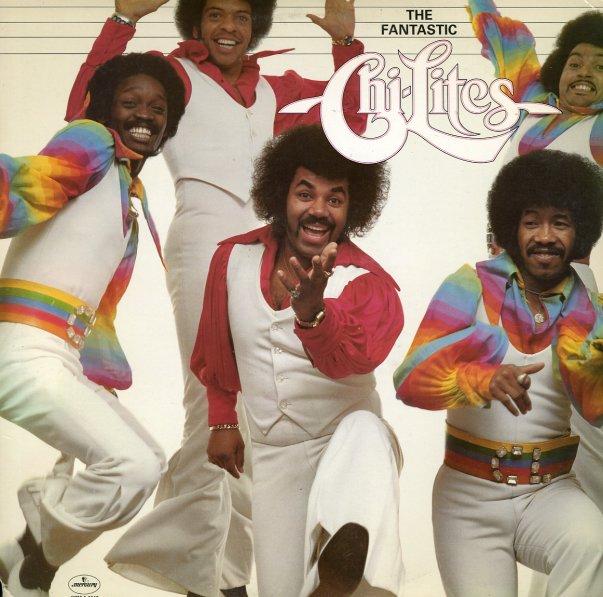 Chi Lites Fantastic Chi Lites Lp Vinyl Record Album