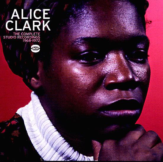 Album Alice Clark by Ernie Wilkins