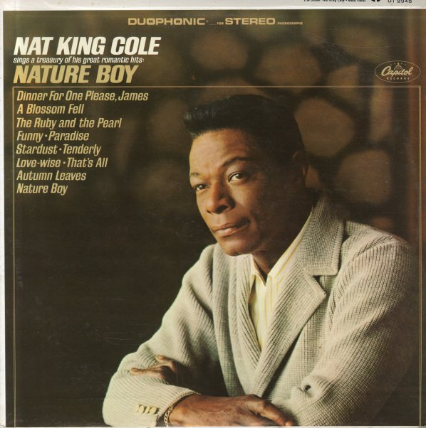 Nat King Cole Nature Boy Lp Vinyl Record Album