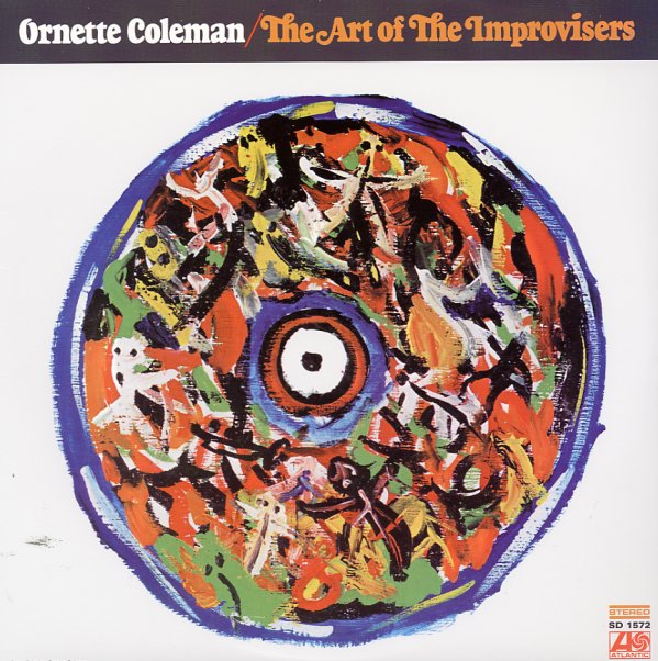 Ornette Coleman : Art Of The Improvisers (LP, Vinyl record ...
