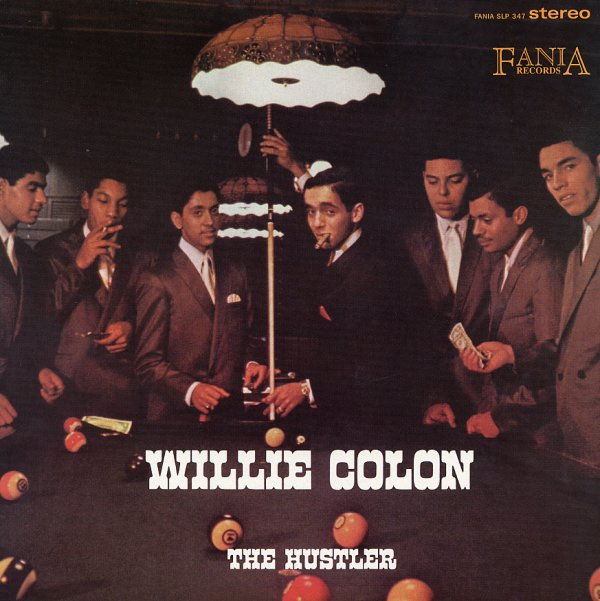 Willie Colon Hustler Lp Vinyl Record Album Dusty