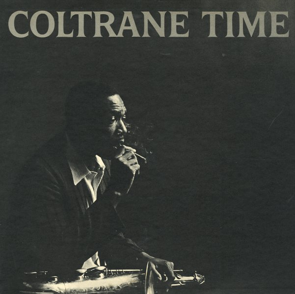 John Coltrane : Coltrane Time (LP, Vinyl record album ...