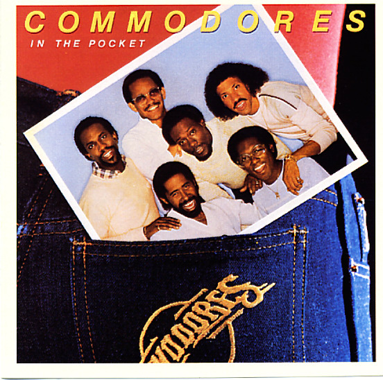 Commodores In The Pocket Lp Vinyl Record Album