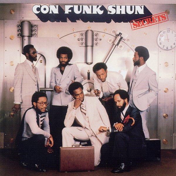 Con Funk Shun Secrets Lp Vinyl Record Album Dusty