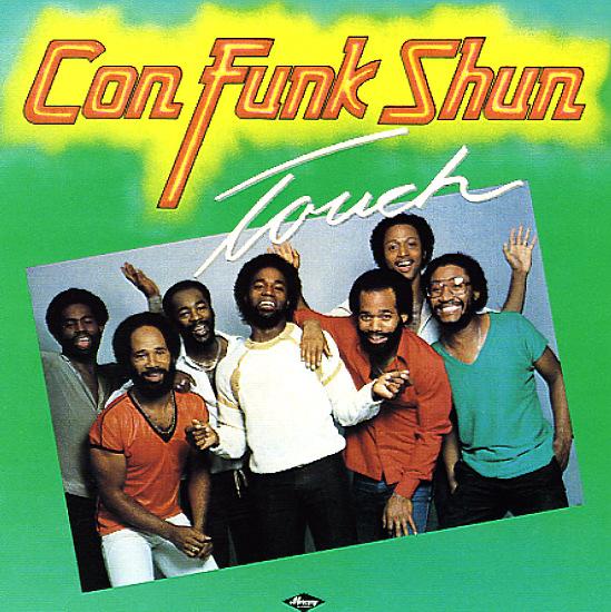 Con Funk Shun - Too Tight