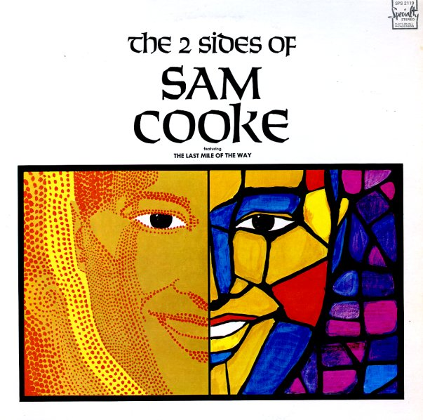Sam Cooke Two Sides Of Sam Cooke Lp Vinyl Record Album