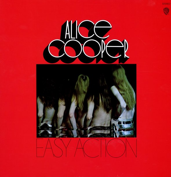 Alice Cooper Easy Action 2018 Record Crawl Exclusive