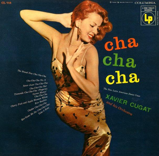 Xavier Cugat Cha Cha Cha Lp Vinyl Record Album