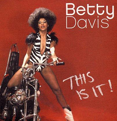 BETTY DAVIS tribute page