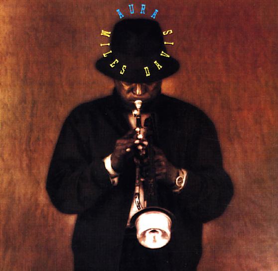 Album Miles Davis Aura by Palle Mikkelborg
