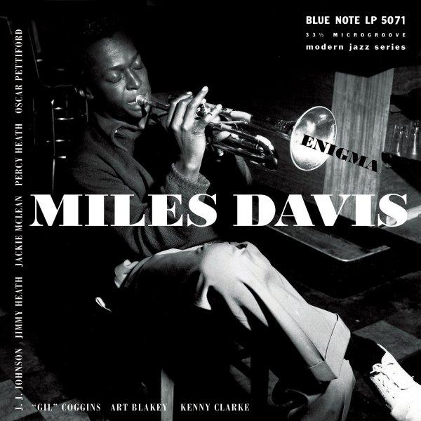 Miles Davis Enigma 10 Inch Lp Lp Vinyl Record Album