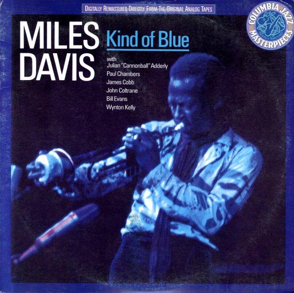 Miles Davis Kind Of Blue Columbia Jazz Masterpieces