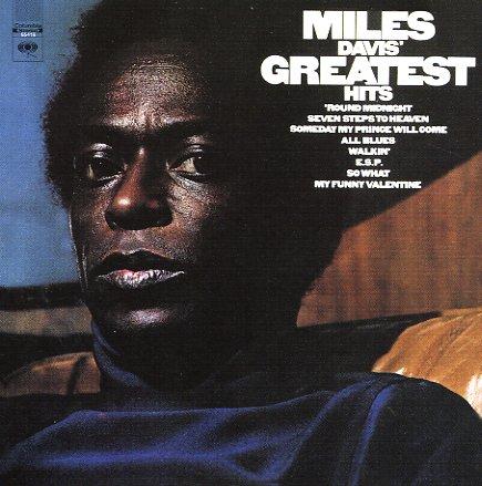 Miles Davis Miles Davis Greatest Hits Columbia Lp