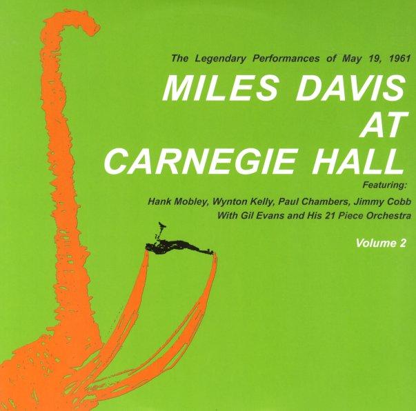 Miles Davis At Carnegie Hall Vol 2