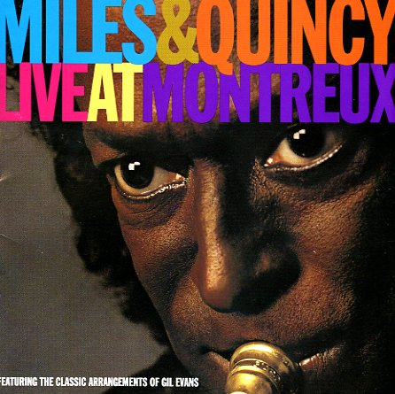 Miles Davis Amp Quincy Jones Miles Amp Quincy Live At