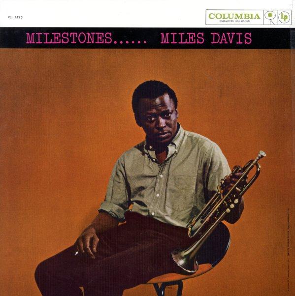 Miles Davis Milestones Lp Vinyl Record Album Dusty