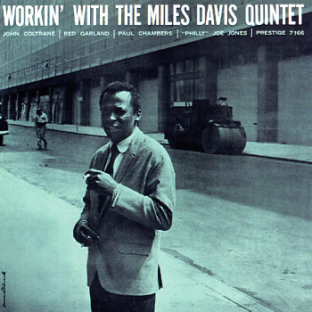 Miles Davis Workin With The Miles Davis Quintet Lp