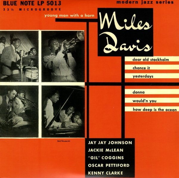 Miles Davis Young Man With A Horn 10 Inch Lp Lp