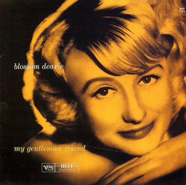 Blossom Dearie : My Gentleman Friend (CD) -- Dusty Groove is