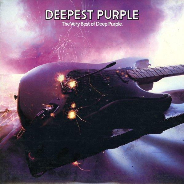 Deep Purple Deepest Purple Very Best Of Deep Purple