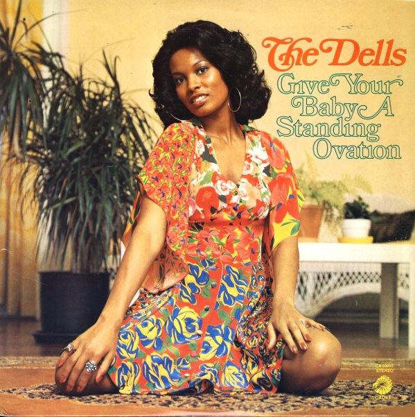 Dells Give Your Baby A Standing Ovation Lp Vinyl