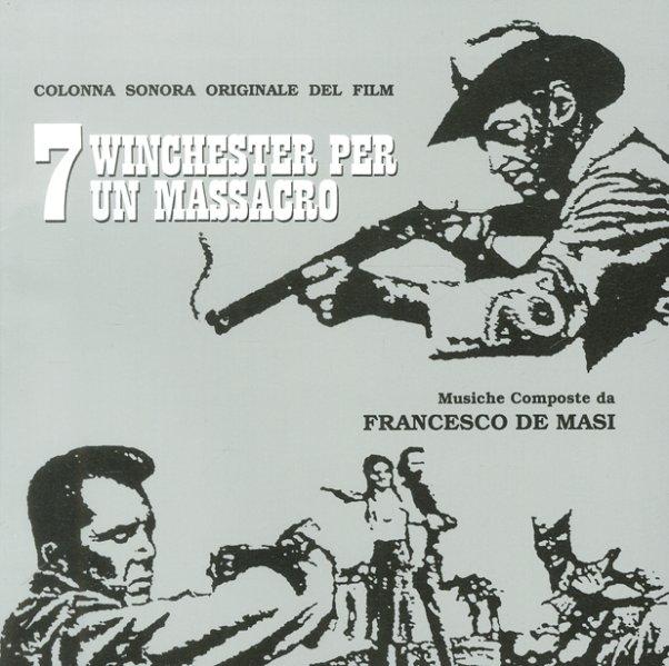 Francesco De Masi - 7 Dollari Sul Rosso (Colonna Sonora Originale)