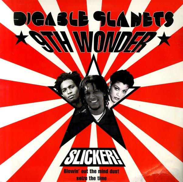 Digable Planets : 9th Wonder (Sam Napier mix, Elaine Brown ...