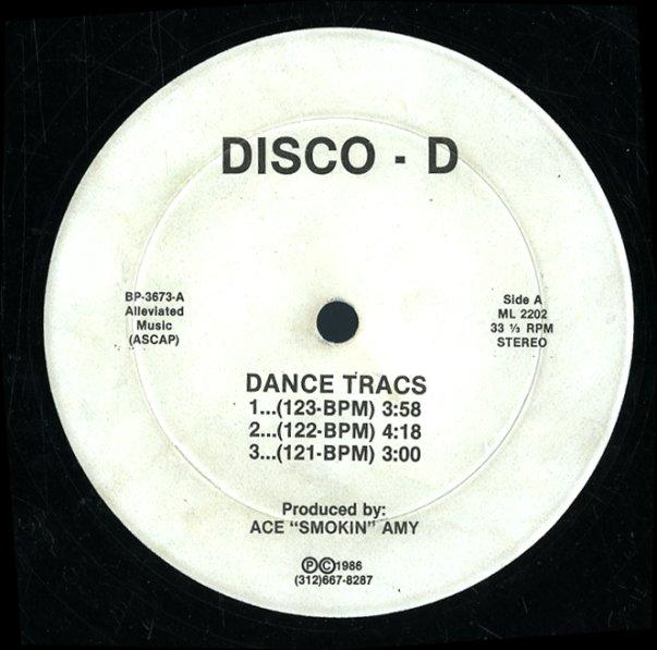 Dance Tracs EP