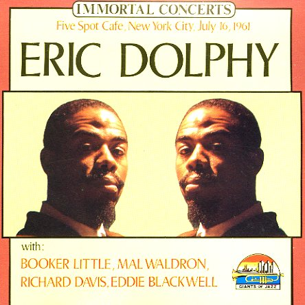 Eric Dolphy - Live In New York