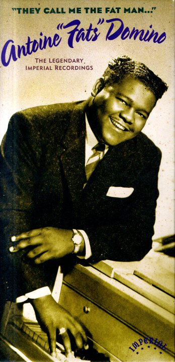 Fats Domino They Call Me The Fat Man Antoine Fats