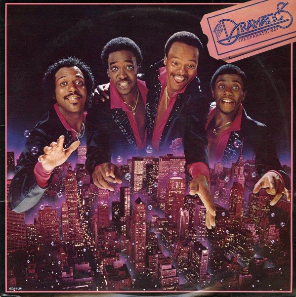 Dramatics Dramatic Way Lp Vinyl Record Album Dusty