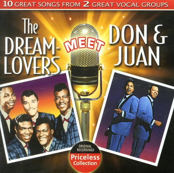 The Dreamlovers - If I Should Lose You / I Miss You