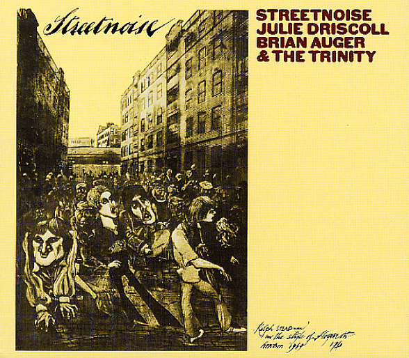 Julie Driscoll Brian Auger Amp The Trinity Streetnoise