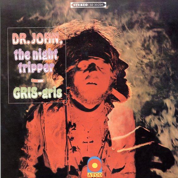 Gris Gris (mono version - on colored vinyl)