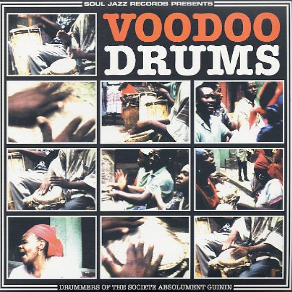 Voodoo Drums: Voodoo Drums