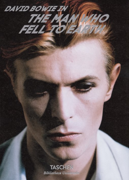 David Bowie - The Man Who Fell To Earth (hardcover)