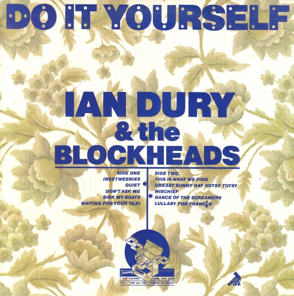 Ian dury the blockheads do it yourself lp vinyl record album ian dury the blockheads cd lp vinyl record album cover art solutioingenieria Images
