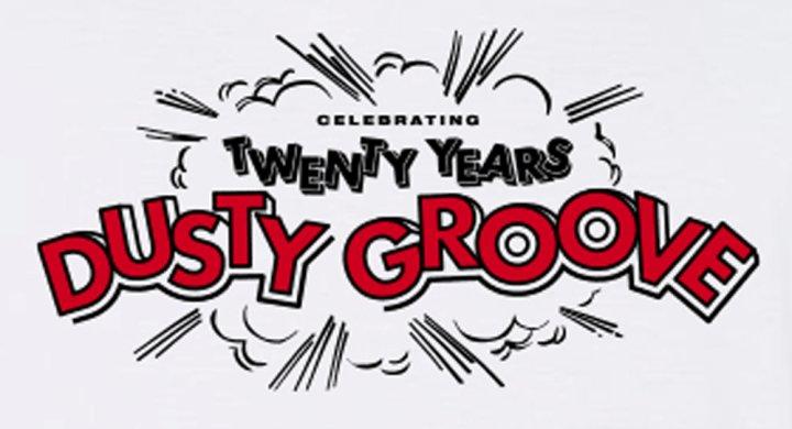 20th Anniversary - White Shirt, Red & Black Logo (MEDIUM)