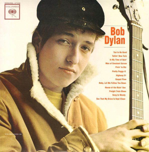 bob dylan bob dylan lp vinyl record album dusty groove is chicago 39 s online record store. Black Bedroom Furniture Sets. Home Design Ideas