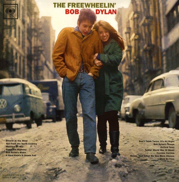 Bob Dylan Freewheelin Bob Dylan Lp Vinyl Record Album