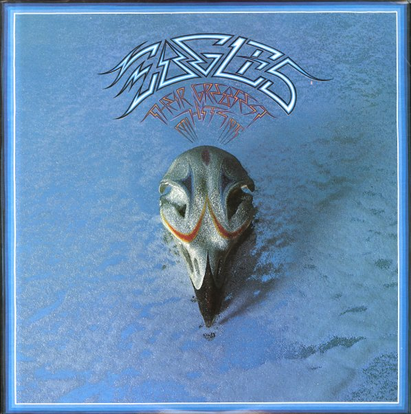 Eagles Their Greatest Hits 1971 To 1975 Lp Vinyl
