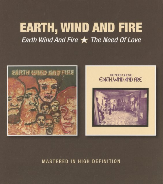 Earth Wind & Fire -- All Categories (LPs, CDs, Vinyl Record Albums