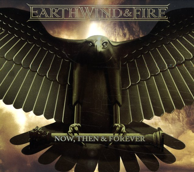 Earth Wind Amp Fire Now Then Amp Forever Lp Vinyl Record