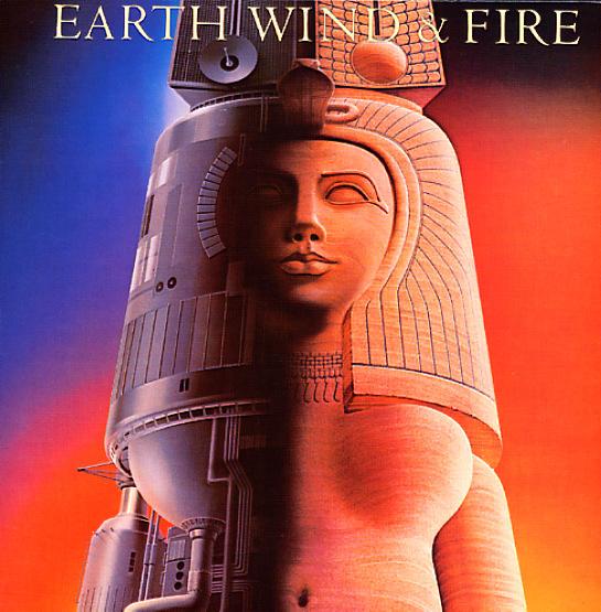 Earth Wind Amp Fire Raise Lp Vinyl Record Album