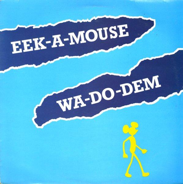 Eek A Mouse Wa Do Dem Lp Vinyl Record Album Dusty