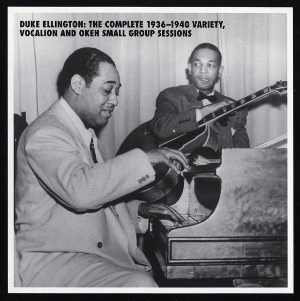 Duke Ellington Complete 1936 To 1940 Variety Vocalion